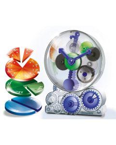 Jak działa zegar? Clementoni edukacyjna zabawka naukowa