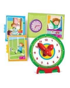 Która jest godzina? Clementoni gra edukacyjna