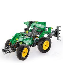 Laboratorium mechaniki Clementoni maszyny rolnicze 10 modeli