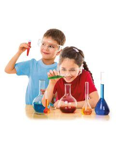 Wielkie laboratorium chemiczne Clementoni zestaw doświadczalny