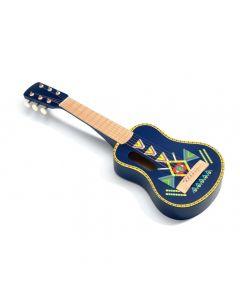 Gitara drewniana 6 strunowa Animambo Djeco - zdjęcie 1