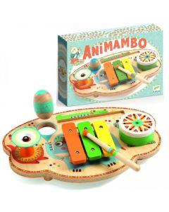 Zestaw instrumentów muzycznych dla dzieci Animambo Djeco - zdjęcie 1