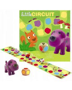 Gra planszowa dla dwulatka trzylatka Djeco Wyścig - zdjęcie 1