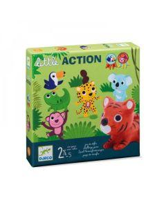 Gra zręcznościowa Wyzwanie Djeco Little Action od 2 lat - zdjęcie 1