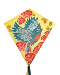 Djeco latawiec dla dzieci  ptak z frędzlami zdjęcie - 1
