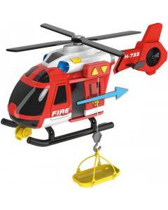 Flota Miejska Helikopter Strażacki dla dzieci Dumel - zdjęcie  nr 1