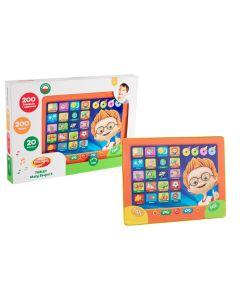 Interaktywny tablet mówiący dla dzieci Dumel Discovery Mały Ekspert - zdjęcie 1