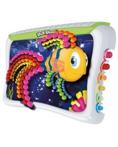 Magiczna tablica dot 'n doodle morskie zwierzątka Dumel Discovery + okulary 3D