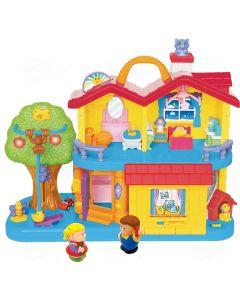 Odkrywczy domek Dumel Discovery - zabawka interaktywna dla dzieci - zdjecie 1