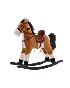 Interaktywny konik koń na biegunach duży 70 cm - zdjęcie 1