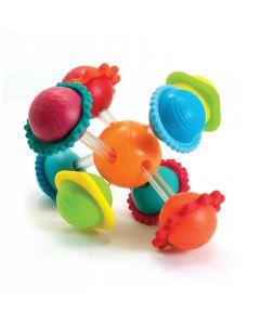 Grzechotka sensoryczna Fat Brain Toys Przygoda Wimzle - zdjęcie 1
