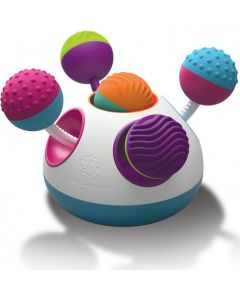 Zabawka Sensoryczna Pracownia Klickity Fat Brain Toys - zdjęcie 1