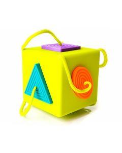 Fat Brain Toys sorter kostka Oombee Cube zdjęcie 3