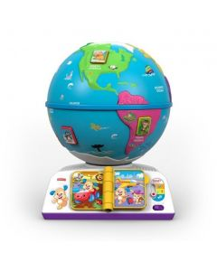 Edukacyjny Globus Odkrywcy Fisher Price - zdjęcie 1