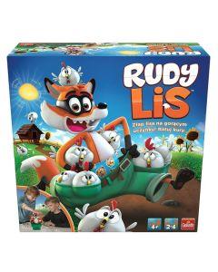 Gra Rudy lis Goliath gra familijna - zdjęcie 1