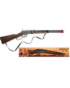 Strzelba metalowa na kapiszony Gonher - Pistolety dla dzieci - zdjęcie 1