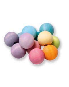 Grimms pastelowe kulki do chwytania dla dzieci - zdjęcie 1
