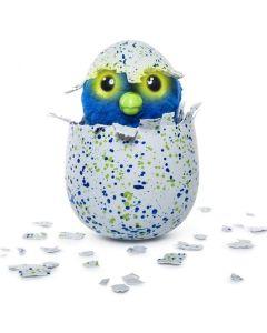 Hatchimals jajko smoczydło interaktywne świecące oczka