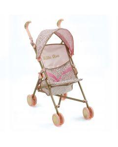 Wózek spacerówka dla lalek Hauck Drive Sun Little Diva - zdjęcie 1
