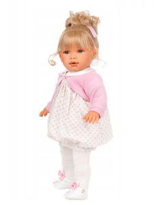 Hiszpańska urocza lalka Antonio Juan mówi i śmieje się - zdjęcie 1