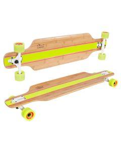 Deskorolka Longboard Hudora deska skateboardowa Point Loma - zdjecie 1