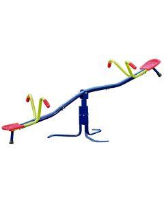 Huśtawka ogrodowa dla dzieci Hudora metalowa na plac zabaw - zdjęcie 1