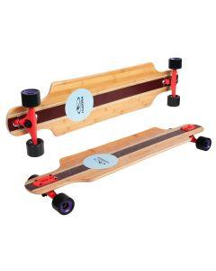 Deskorolka Longboard Hudora deska skateboardowa DelMar - zdjęcie 1