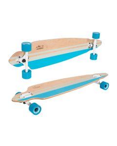 Deskorolka Longboard Hudora deska skateboardowa  zdjęcie 1