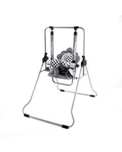 Huśtawka wolnostojąca rozkładana stojąca dla dzieci do 20 kg - zdjęcie 1