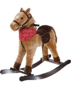 Interaktywny koń na biegunach Ecotoys western