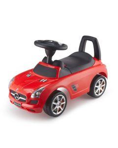 Jeździk pchacz Mercedes SLS z interaktywną kierownicą - zdjęcie 1
