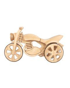 Motorek biegowy Kandu Sport drewnian zdjęcie 1