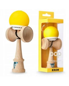 Kendama Krom Pop Yellow - gra zręcznościowa - zdjęcie nr 1