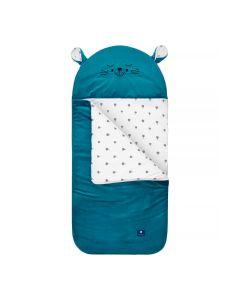Śpiworek do spania dla dziecka do przedszkola i pod namiot - zdjęcie 1