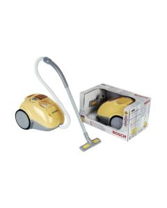 Odkurzacz interaktywny dla dzieci Klein Bosch żółty - zdjęcie nr 1