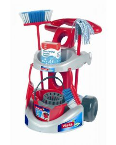 Wózek do sprzątania zestaw z mopem Klein Vileda - zdjęcie 1