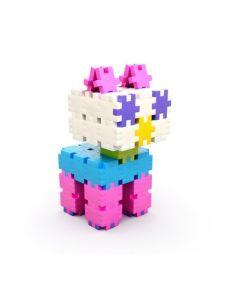 Klocki Meli Basic Girls 150 sztuk konstrukcyjne - zdjęcie 1