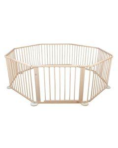 Kojec drewniany wielowariantowy wysoki - zabezpieczenie przed dziećmi - zdjecia 1