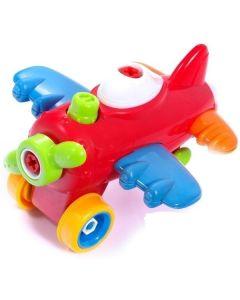 Samolot do składania zabawka Koki Toys - zdjęcie 1