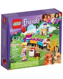Imprezowy pociąg Lego Firends 41111