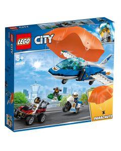 Lego City Aresztowanie spadochroniarza 60208 - zdjęcie 1