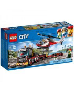 Transporter ładunków ciężkich Lego City 60183 - zdjęcie 1