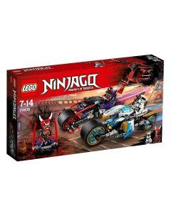 Wyścig uliczny Wężowego Jaguara Lego Ninjago 70639 - Zdjęcie 1