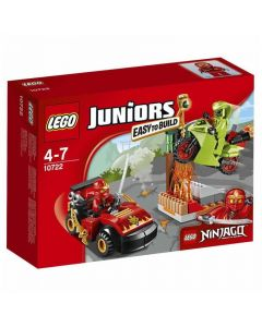 Starcie z wężem Lego Junior 10722 - zdjęcie 1