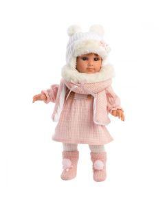 Lalka hiszpańska Nicole Llorens 35 cm - zdjęcie 1