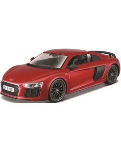 Samochód sportowy model do składania Maisto Audi R8 V10 Plus 1:24