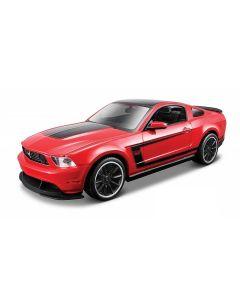 Samochód sportowy model do składania dla dzieci Maisto Ford Mustang Boss - zdjęcie 1