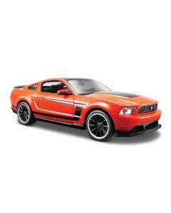 Samochód model metalowy Maisto Ford Mustang Boss 302 1:24  - zdjęcie 1