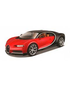 Samochód sportowy model do składania Maisto Bugatti 1:24 - zdjęcie 1