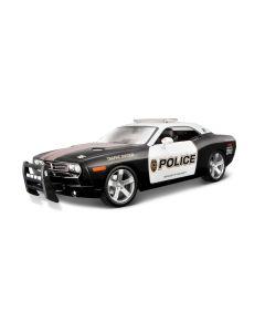 Samochód dla dzieci model Maisto policja Dodge Challenger Concept - zdjęcie 1